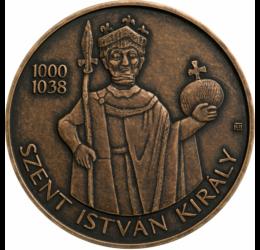 Szent István király, 3000 Ft, Magyarország, 2021