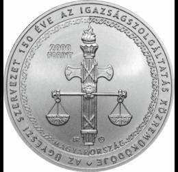 Ügyészség, 2000 Ft, Magyarország, 2021