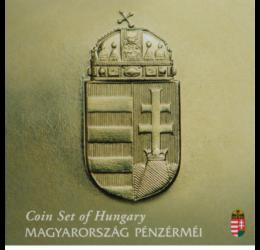 Címer forgalmi sor, Magyarország, 2021