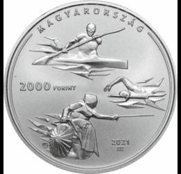 Nyári Olimpia, 2000 Ft, Magyarország, 2021