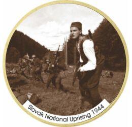 1 dollár, A szlovák nemzeti felkelés, , USA, 2007-2020