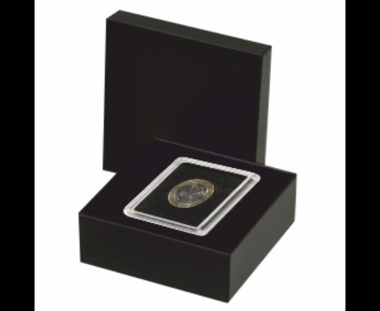 Díszdoboz szögletes kapszulához (1 x szögletes kapszula 50x68 mm)