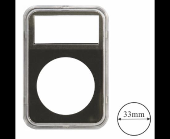 QUICKSLAB (érmetartó kapszula (érme átmérő 33 mm)