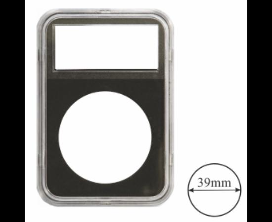 QUICKSLAB (érmetartó kapszula (érme átmérő 39 mm)