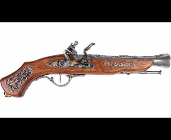 Eredethű fegyver reprodukció Történelmileg hiteles másolat A mintázat és méret megegyezik az eredetivel  A pisztoly működési mechanizmusa nagymértékben rekonstruálva