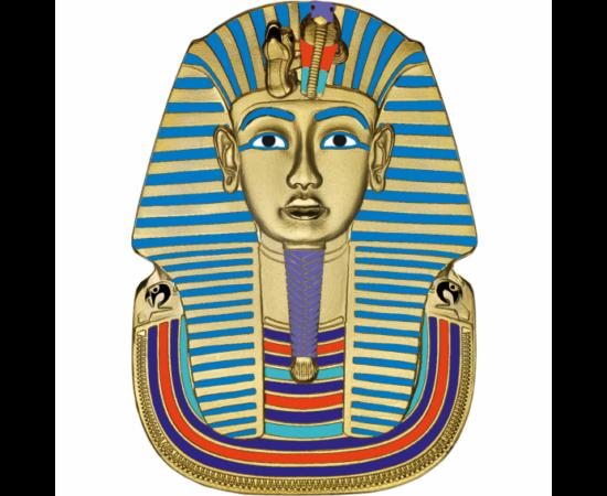 // 2 cedi, Ghána, 2018 // - A piramisok titka, átkok, istenek, fáraók, tudomány, mítoszok, múmiák és mérhetetlen gazdagság. Az ókori Egyiptom szinte minden, a történelem iránt kicsit is érdeklődő ember fantáziáját megmozgatja. Nem is csoda, hiszen kevés o