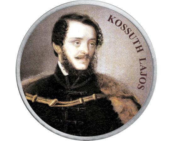 // 50 cent, Európai Unió, 2002-2019 // - A pengő-rendszer húsz éves fennállása alatt mindössze hat emlékpénz látott napvilágot. Az utolsó ezüst kétpengőst Liszt Ferenc halálának 50. évfordulójára bocsátották ki. Igazi magyar történelmi kincs, amely minden