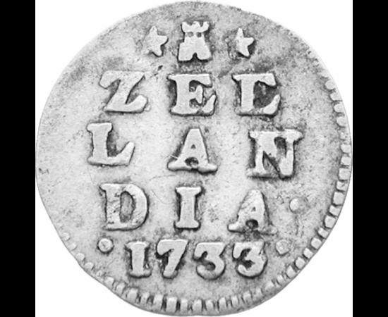 // 2 stuiver, 583-as ezüst, Hollandia, 1701-1793 // - A napóleoni háborúkig Hollandia legismertebb pénzei voltak a stuiver érmék. 20 stuiver ért 1 guldent. A stuiver név máig fennmaradt az 5 euró centes érme holland beceneveként. Az érme a holland történe