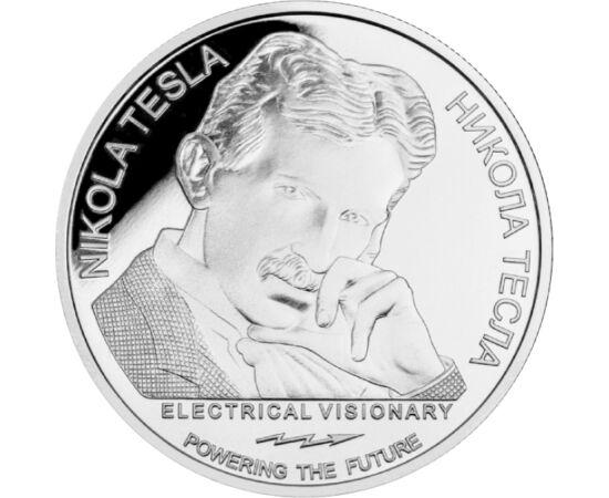 // 100 dínár, 999,9-es ezüst, Szerbia, 2020 // -  A koronavírus okozta gazdasági helyzet a nemesfém piacon is kifejtette hatását az elmúlt időszakban. Most mindenki a nemesfémek felé fordul, így nemcsak az arany, hanem az ezüst is jelentősen felértékelődö