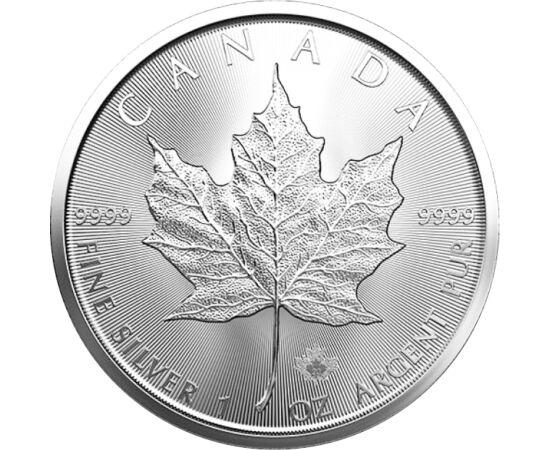 // 5 dollár, 999,9-es ezüst, Kanada // -