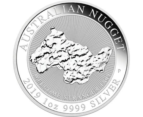 // 1 dollár, 999-es ezüst, Ausztrália // -