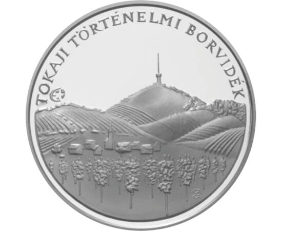 5000 Ft, Tokaj, ezüst, tv, 2008 Magyar Köztársaság