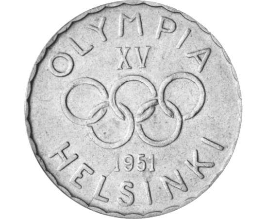 500 márka, Olimpia 1952, Finnország Finnország