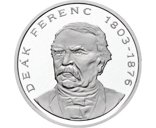 // 200 forint, Magyarország, 2018 // - Már 70 éves is elmúlt a forint. Több szomszédunk új pénzt vezetett be ezen idő alatt elértéktelenedés vagy az euró bevezetése miatt. Az utolsó ezüst forint forgalmi érmét 1998-ban vonták ki a forgalomból. Ennek emlék