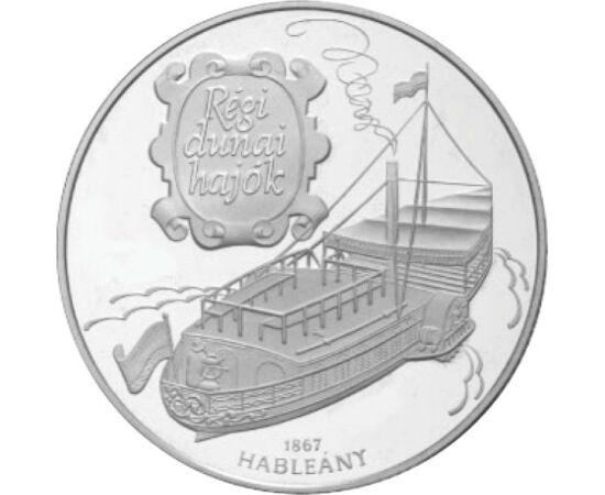 1000 Ft, Régi d. hajók: Hableány (vf) Magyar Köztársaság