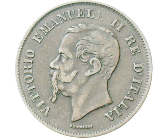 5 centesimi, II.Viktor Emánuel Olaszország