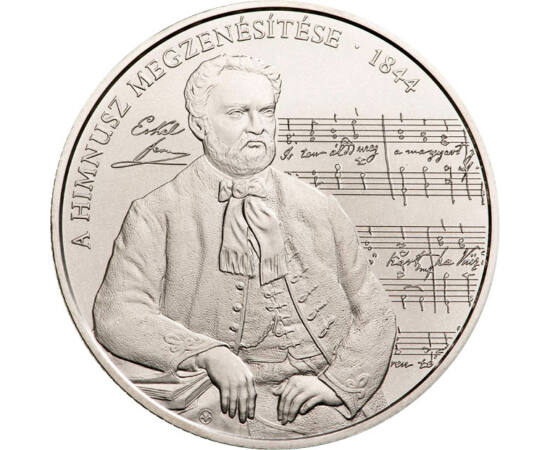 3000 forint, Himnusz, CuNi 2019 Magyarország