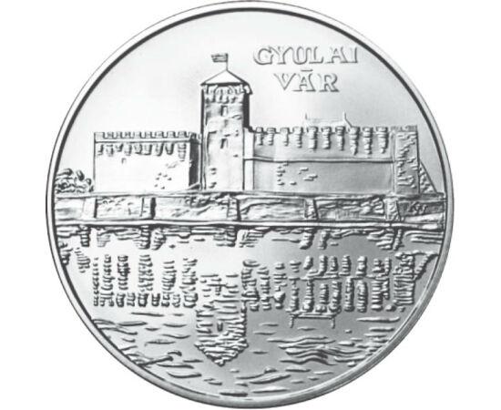 5000 Ft, Gyulai vár, ez.,vf,2007 Magyar Köztársaság