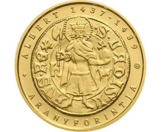 2000 forint, Habsburg Albert,a.forint Magyarország