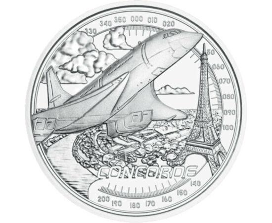 20 euró, Concorde, Ag, 2020 Ausztria