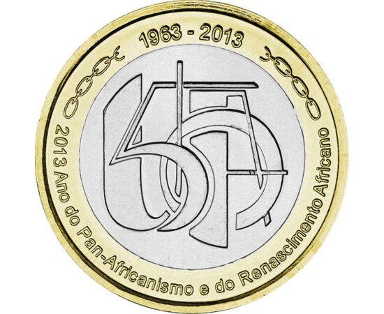 250escudo,50évf.Afrikai Unio,2013 Zöld-foki Köztársaság