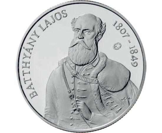 5000 Ft, Batthyány Lajos, ez 2007 tv. Magyar Köztársaság