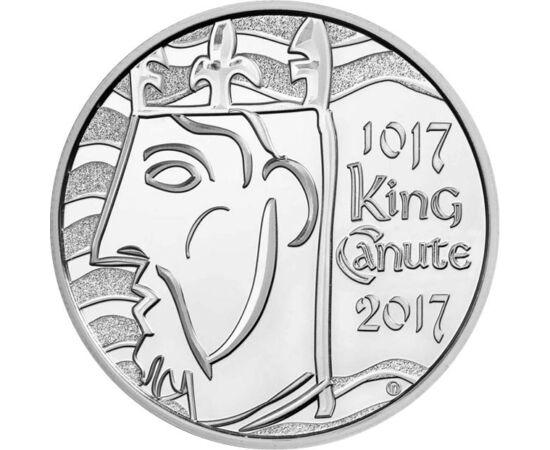 """// 5 font, Nagy-Britannia, 2017 // - II. (Nagy) Knut életét egyszerű viking harcosként kezdte, ám végül egy olyan hatalmas birodalmat irányított, amely Angliától Skandináviáig ért. Korának legnagyobb európai uralkodója felvette az """"Angol Világ Császára"""