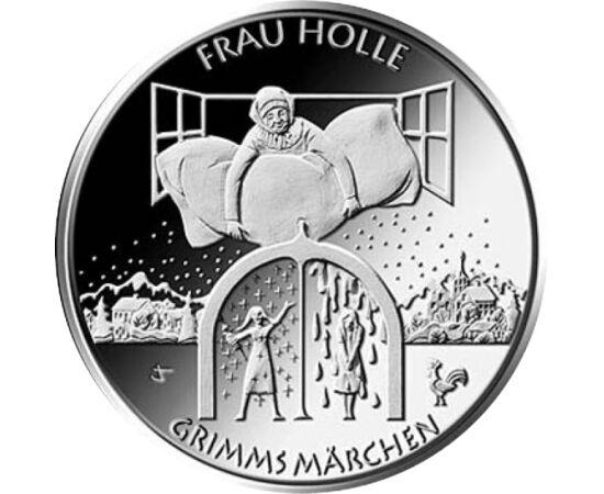 20 euró, Holle anyó meséje,Ag,2021 Németország