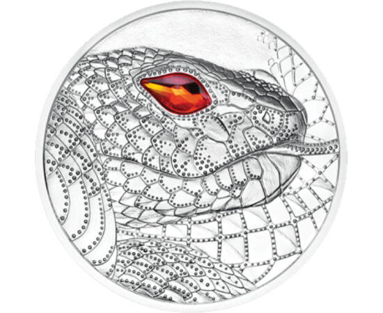 // 20 euró, 925-ös ezüst, Ausztria, 2021 // - Az Osztrák Pénzverő idén új érmesorozatot indít Világ szeme címmel, melynek első darabja az ausztrál őslakosok teremtés mítoszába enged bepillantást. A 20 euró névértékű ezüst érme az osztrákoktól megszokott r
