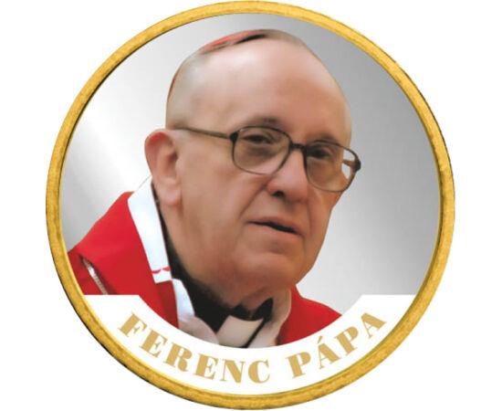 50 cent, Ferenc pápa Gyűjteményi darab