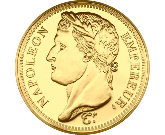 Napóleon, 40 frank, 1811,uv Franciaország