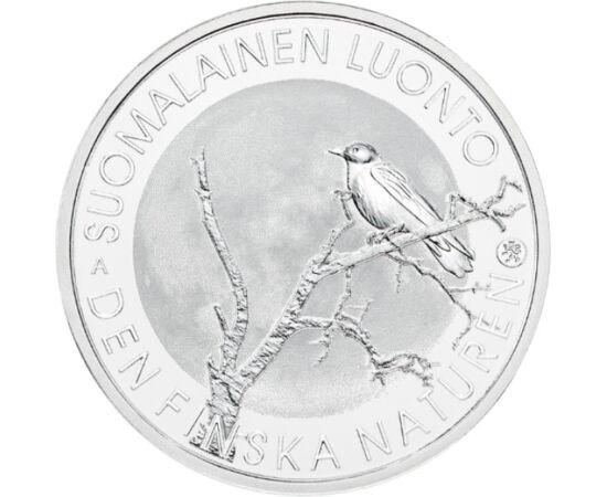 10 euró, Finn természet, Ag, 2017 Finnország