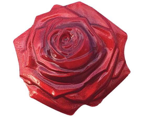 // 2 dollár, 999-es ezüst, Niue, 2021 // - A rózsa az egyik legkedveltebb és legtöbb szimbolikával bíró virág. A szerelem virága, Szapphó a virágok királynőjének nevezte, megjelentek Szent Erzsébet kötényében a szegényeknek vitt kenyerek helyett, de megje
