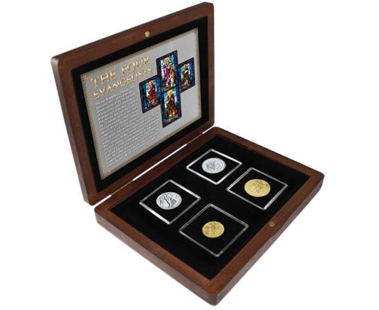 10,20,50,200 líra,4Evangelista,1985 Vatikán