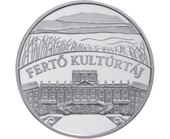 5000 Ft, Fertő kultúrtáj, ez.,2006,vf Magyar Köztársaság