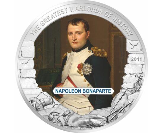 5 dollár, Napóleon, Libéria, 2011 Libéria
