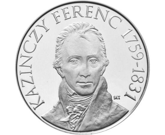 3000 Ft, Kazinczy Ferenc, ez, vf,2009 Magyar Köztársaság