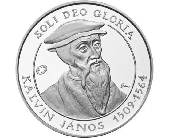 5000 Ft, Kálvin János, ez, tv, 2009 Magyar Köztársaság
