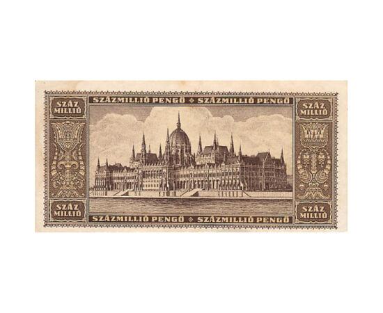 100 millió pengő, 1946 Magyar Királyság