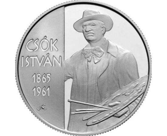 10000 forint, Csók István, ez., 2015 Magyarország