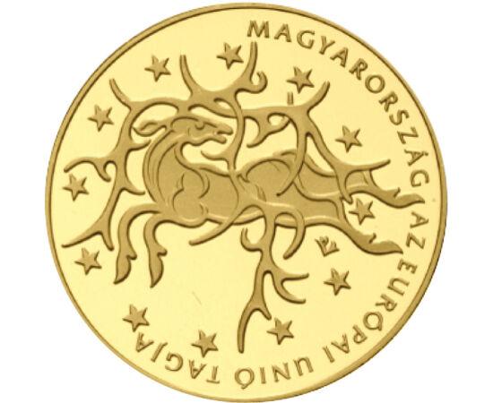50000 Ft, EU csatlakozás emlékére, Au Magyar Köztársaság