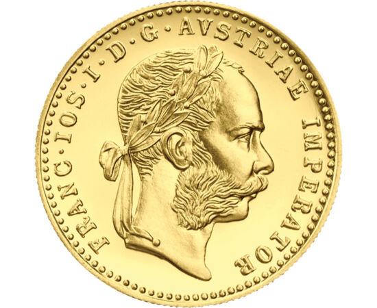 1 dukát, Ferenc József, 1915 arany, Osztrák-Magyar Monarchia