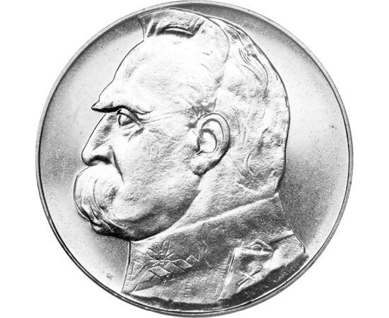 10 zloty, Pilsudski, Lengyelország, Lengyelország