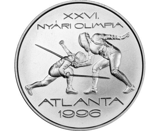 1000 Ft, Oli. Atlanta II., vívás (tv), Magyar Köztársaság