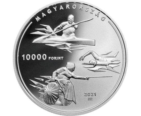 10000 Ft, Nyári Olimpia, Ag, 2021, Magyarország