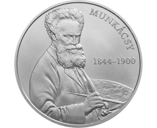 2000 forint.Munkácsy,CuNi,2019, Magyarország