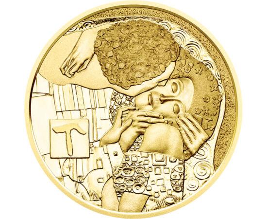 50 euró, Gustav Klimt: Csók, Au, 2016, Ausztria
