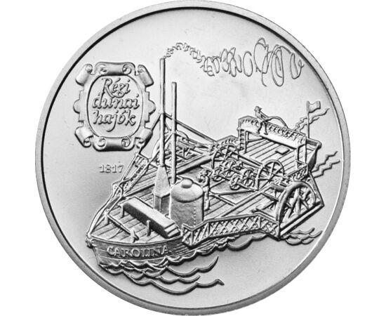 500 Ft, Régi d. hajók: Carolina (vf.), Magyar Köztársaság