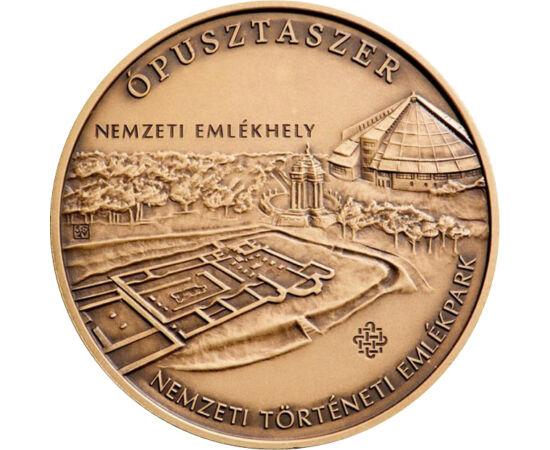 2000 forint, Ópusztaszer, CuZn,2021, Magyarország