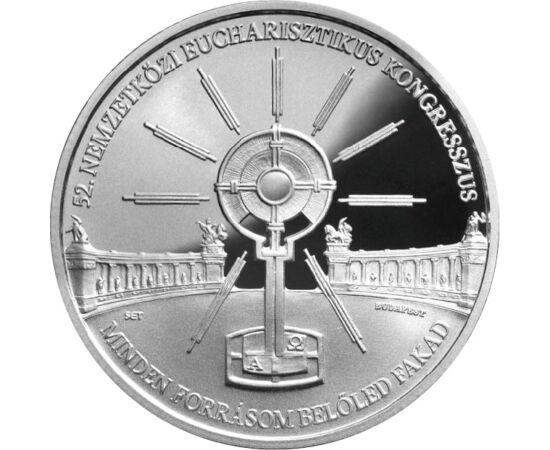 H/ 10000 Ft, Eucharisztikus Kong,Ag,2021, Magyarország